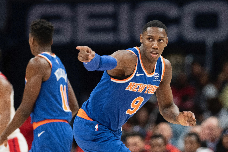 Way-Too-Early NBA Rookie Power Rankings