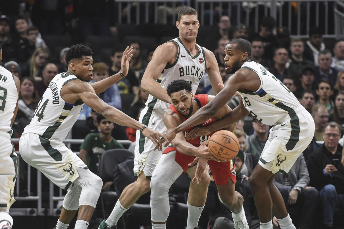 2019-2020 NBA PREVIEW: Central Division