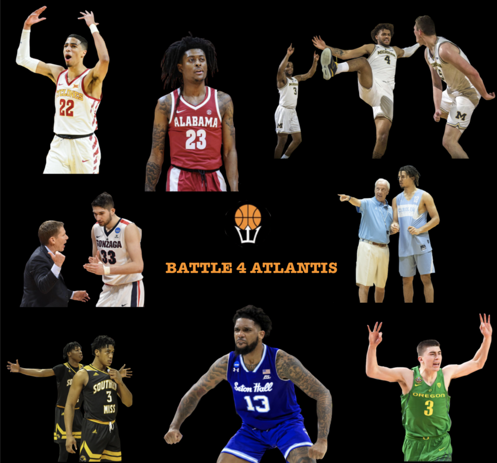 Battle 4 Atlantis Preview