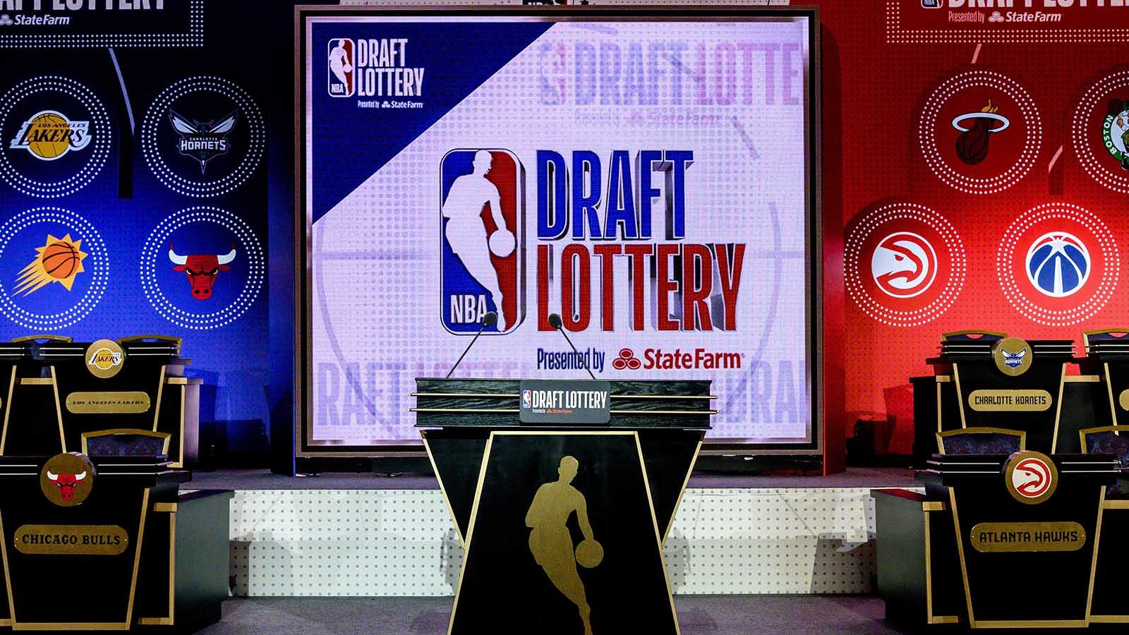 NBA Mock Draft: The Lottery