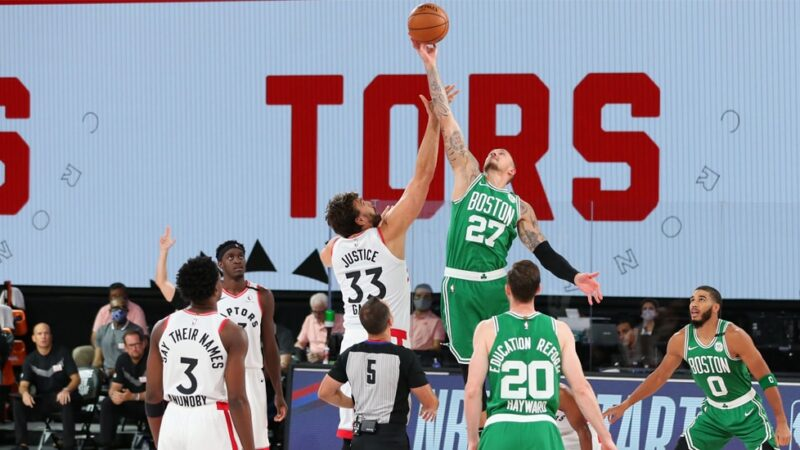 Celtics-Raptors Preview