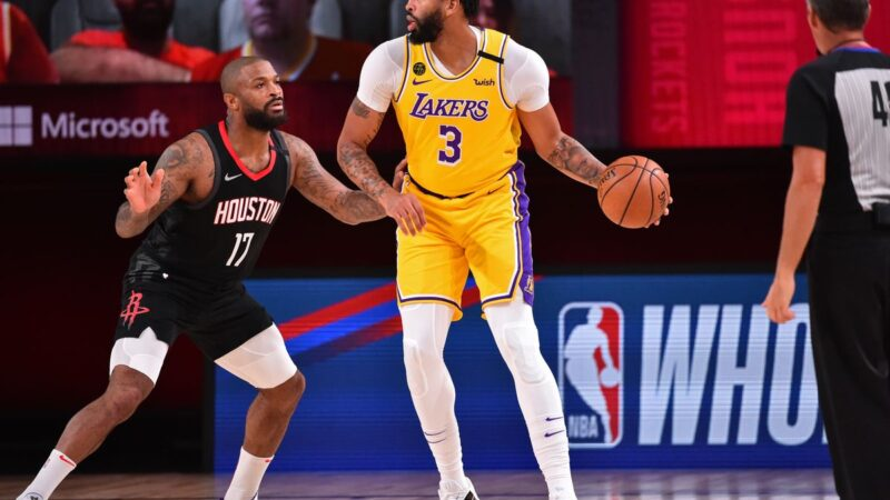Rockets-Lakers Preview