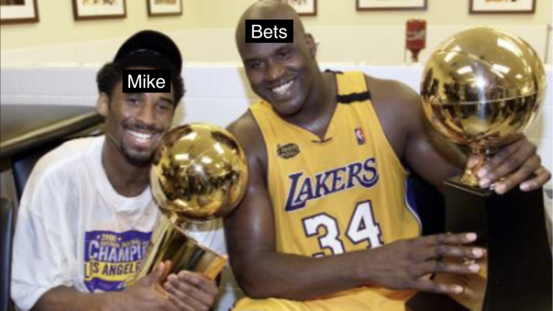 Mike Bets #44
